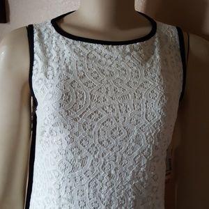 NWT Isaac Mizrahi lace dress